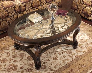Norcastle 3 Piece Table Set