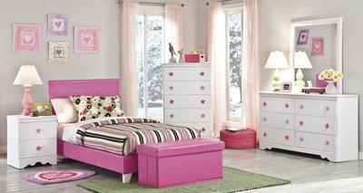 Savannah 3 Piece Bedroom