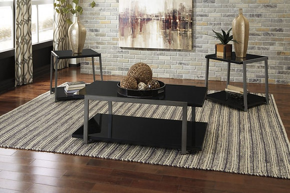 Rollynx 3 Piece Table Set
