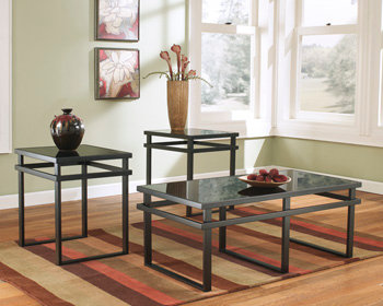Laney 3 Piece Table Set