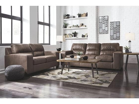 Narzole Sofa & Loveseat Set