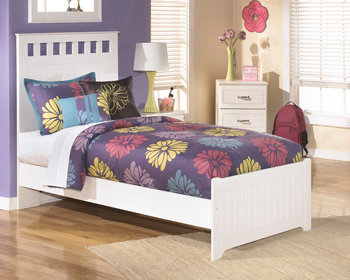 Lulu & Leo Collection Twin Bed