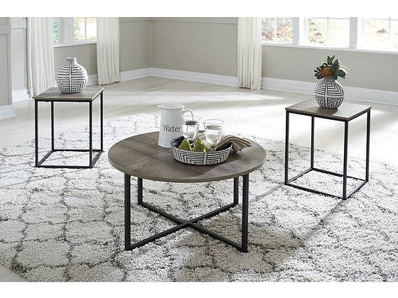 3 Piece Wadeworth Table Set