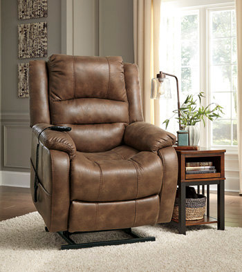 Yandel Collection Power Lift Recliner