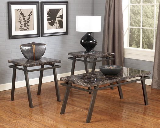 3 Piece Paintsville Table Set
