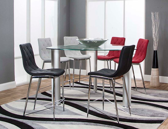 Turbo 7 Piece Pub Dining Set