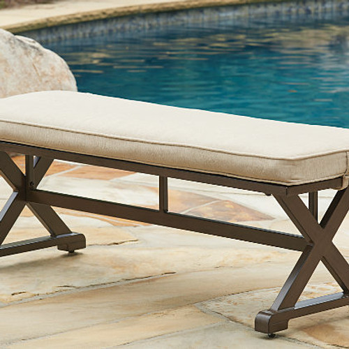 Exceptionnel Moresdale Bench With Cushion