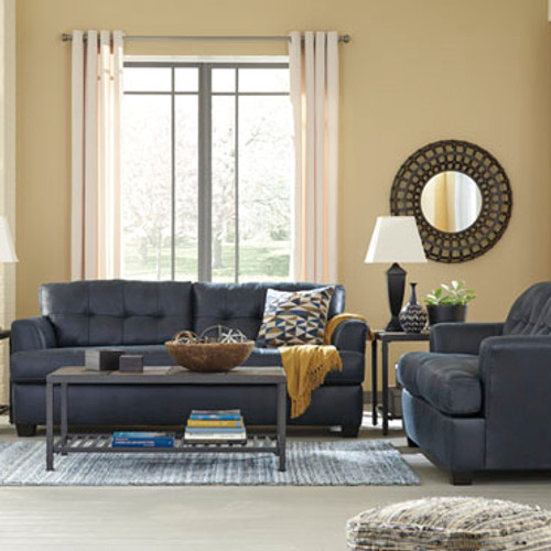 Inmon Collection Sofa And Loveseat