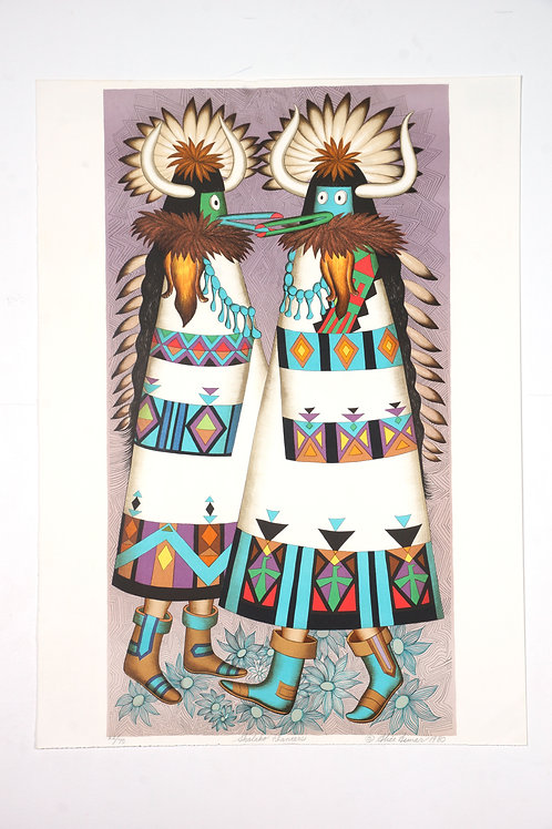 Shalako Dancers