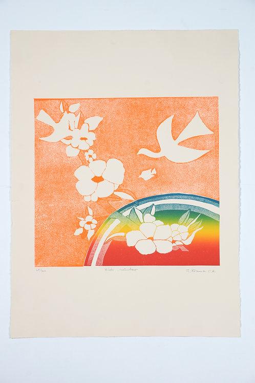 Bird, Rainbow V