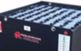 batteria carrello elevatore
