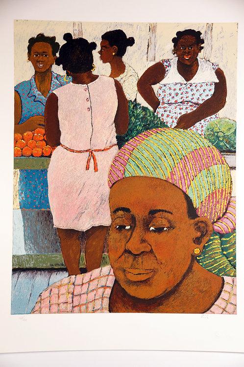 Women of Guadaloupe