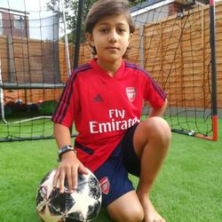 Nolwen, Arsenal Girls FC