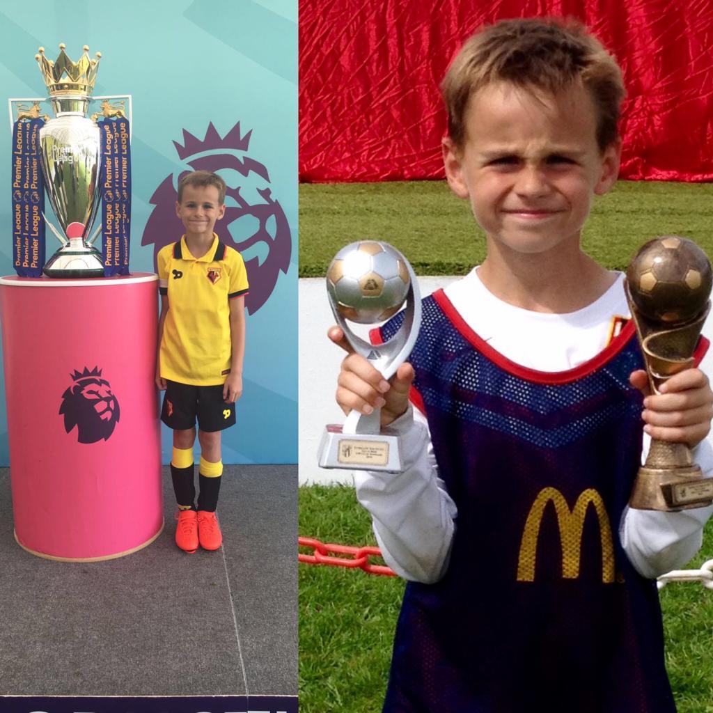 Tony, Watford FC