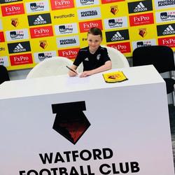 Patrick, Watford FC