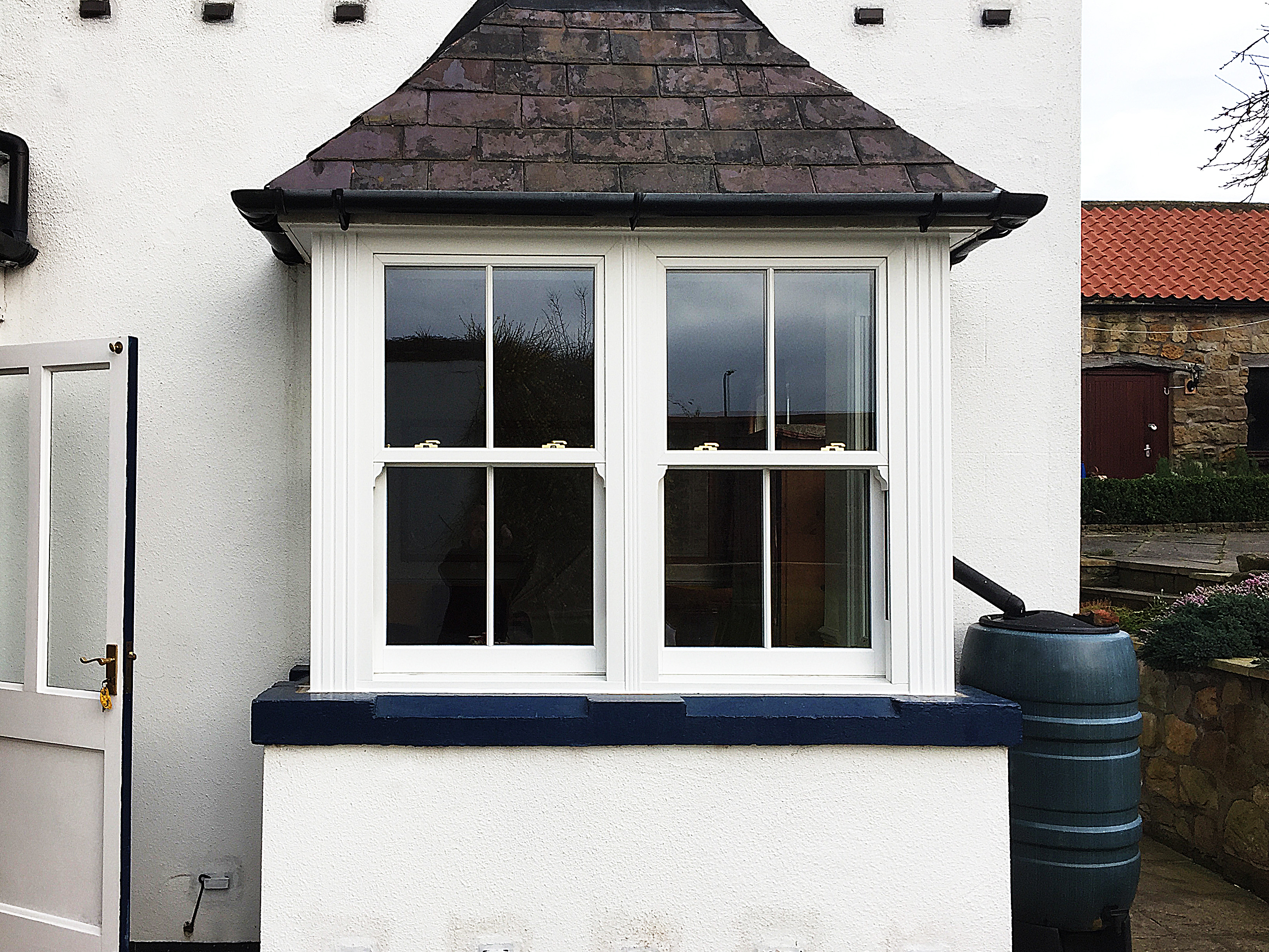 UPVC Sliding Sash Window Replacement