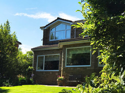 Full Home of Rehau UPVC Windows with