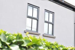 Light Grey Windows Sash Style