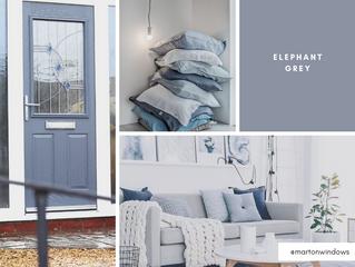 Interior Inspiration: Soft Elephant Grey