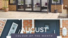 Anthracite Grey: August Colour of the Month
