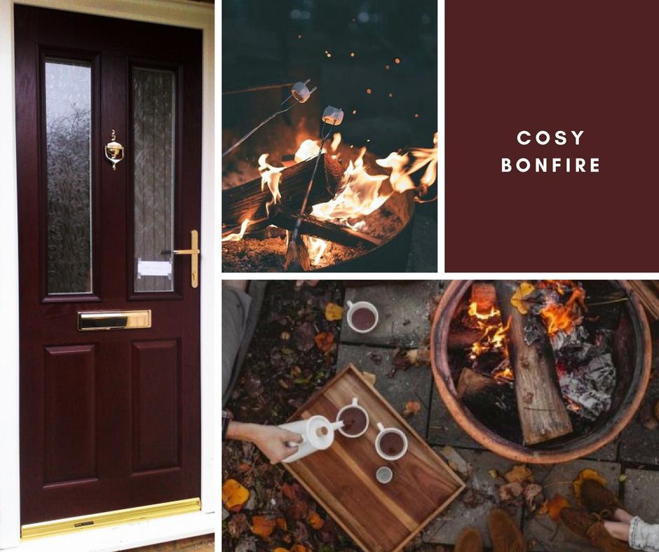 cosy bonfire interior inspiration