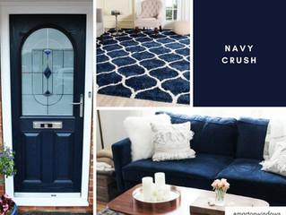 Interior Inspiration: Navy Crush