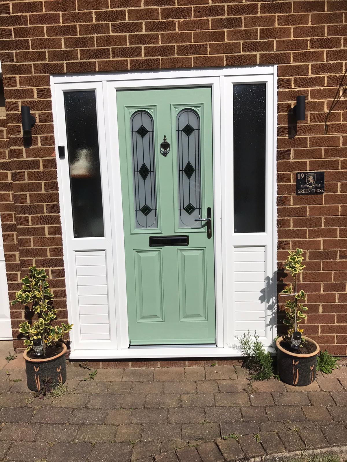 Chartwell Green Composite