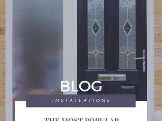 Installation of the Week: Our Most Popular Door Design
