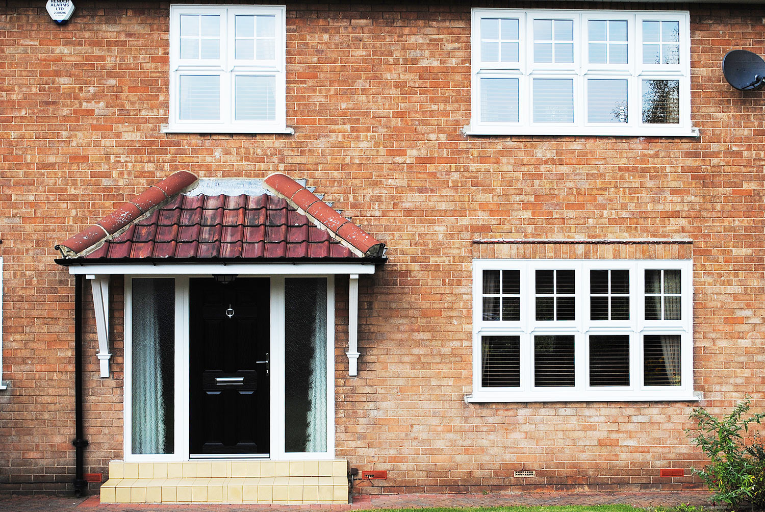 Full home of Casement Windows