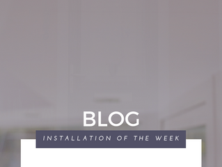 Installation of the Week: Conservatory featuring modern LivinROOF solutions