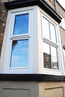 Period Bay Windows with Sash