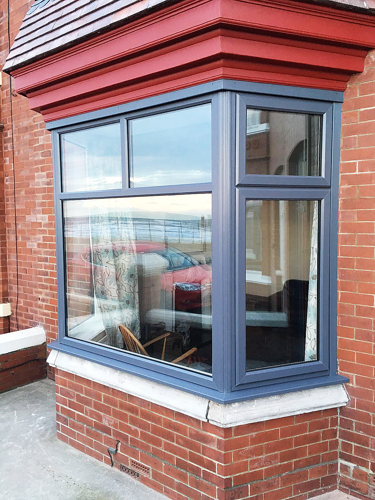 Anthracite Grey Window Replacement