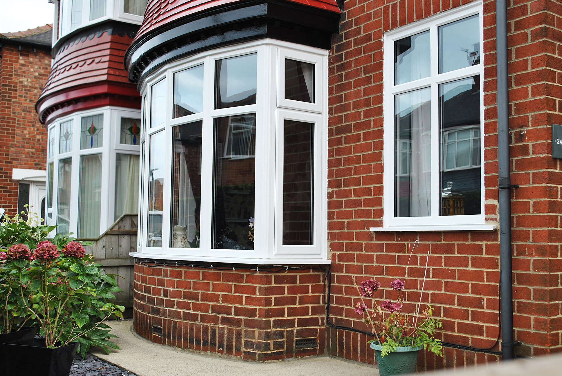 White Bay & Casement Windows