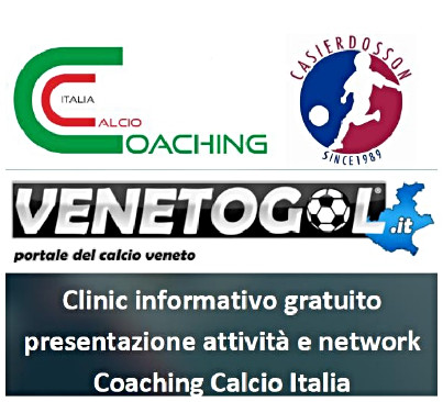 CLINIC Coaching Calcio Italia