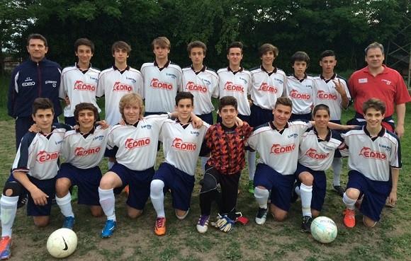 Giovanissimi 99 fuori dal torneo Marca Trevigiana