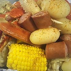 Crab Cluster w/ Shrimp