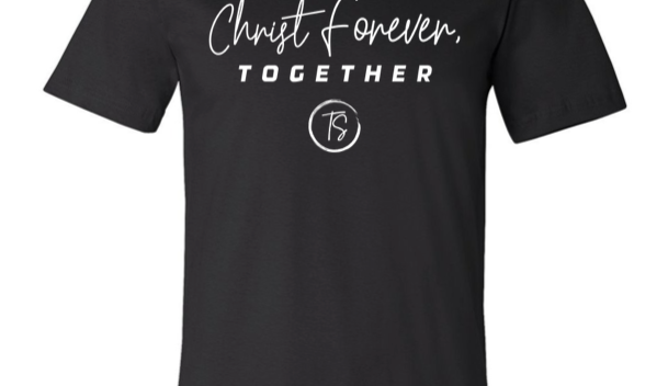With Christ Forever, Together Short Sleeve Tee