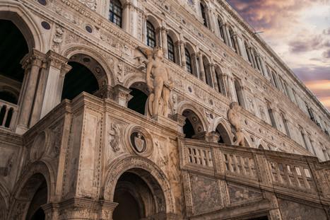 Doje's Palace Steps