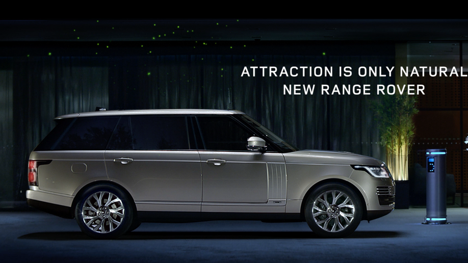 2AM's Steve Cope Lights Up The Night For Range Rover