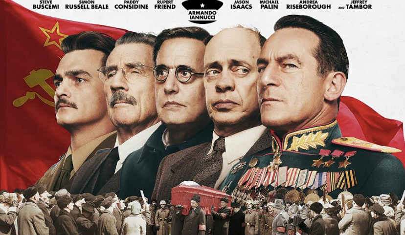 Iannucci's Death of Stalin Out Now