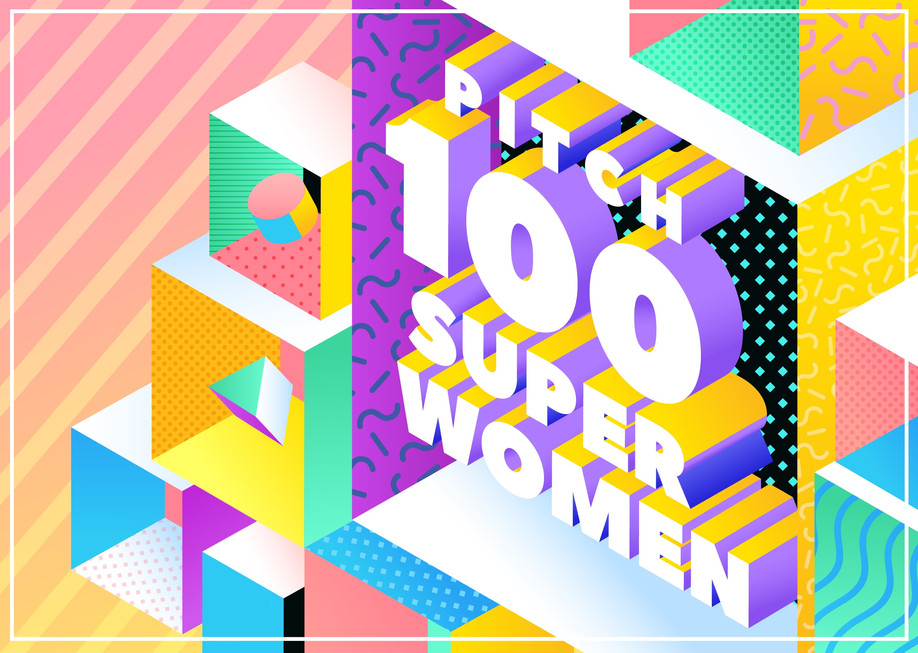 Coterie's Founder is a PITCH 100 Superwoman