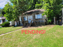 PENDING! Bungalow with Basement