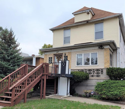 Large 2 unit with room for improvement