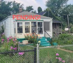PENDING! 3 bedroom bungalow with full basement,