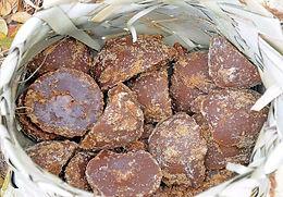 Natural Palm Jaggery, 1 Kg ताड़ गुड़