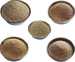 5 millets 5 Kgs Combo pack (Little, Barnyard, Foxtail, Kodo and BrownTop millet)