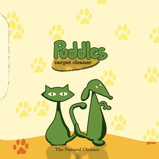 Puddles Label