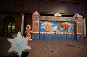 Gingerbread Toy Factory
