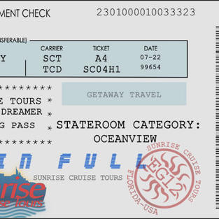 Boarding Pass for TV