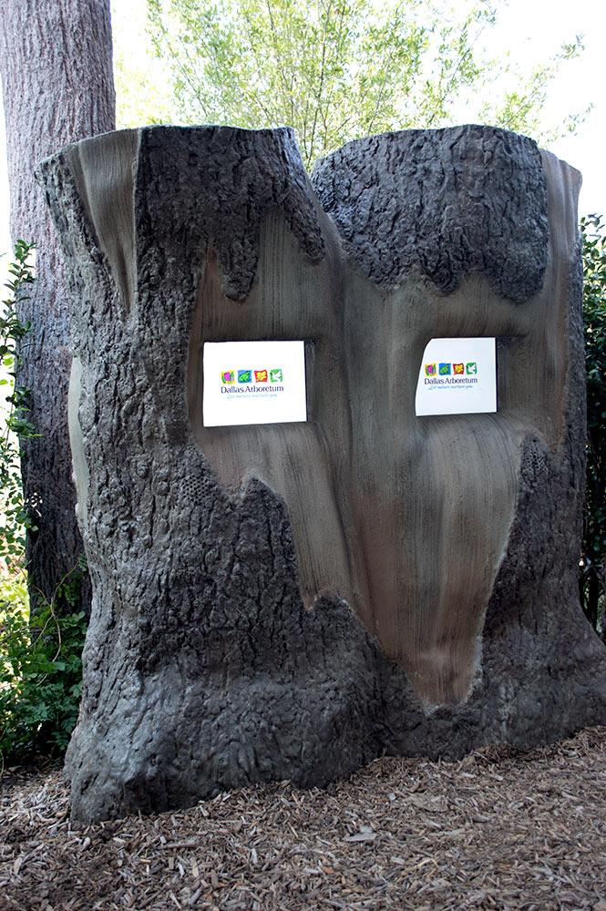 Monitor Trees